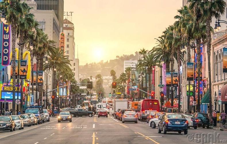 Лос Анжелес (Los Angeles)