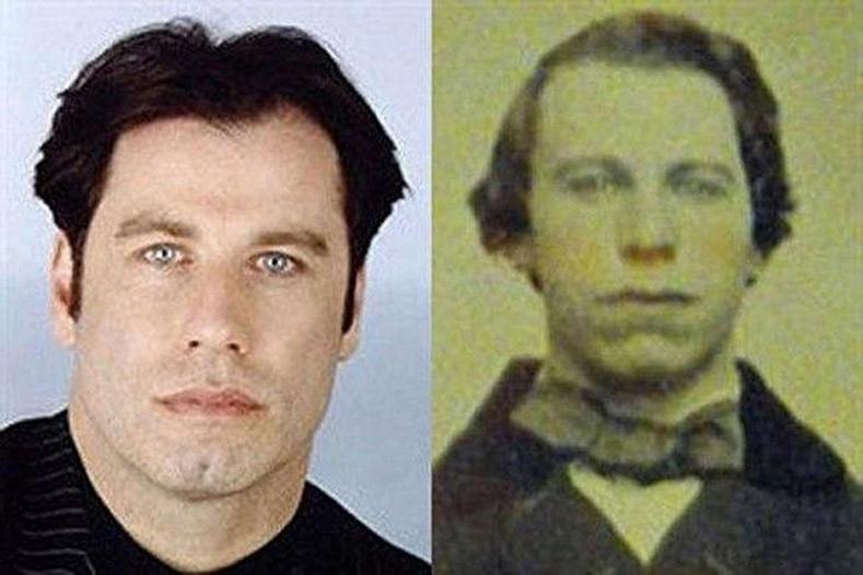 Жон Траволта ба 1860 оны хүн (John Travolta)