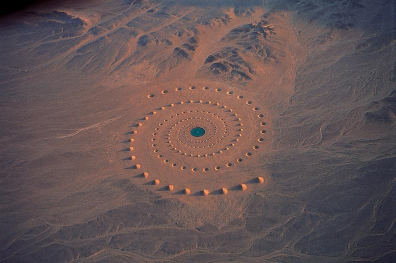 Сахарын цөлийн гайхамшигтай бүтээл