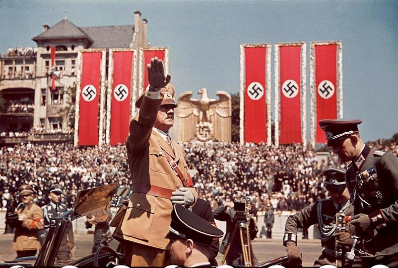 Дэлхийн 2-р дайны өмнөх Герман орны ховор гэрэл зургууд