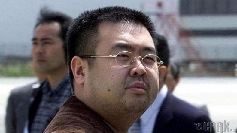 Малайзын Куала Лумпур нисэх онгоцны буудалд болсон аллага