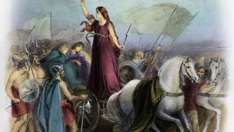 """Хүн төрөлхтний түүхэнд тохиосон хамгийн """"харгис"""" хатдын нэг Эртний Ромын Боудикка хатны гунигт амьдрал"""