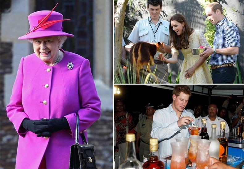 Хатан хааны гэр бүлийн хэрээс хэтэрсэн тансаглал