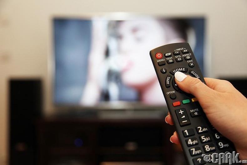 Телевиз, радио ашигласны татвар (Герман)