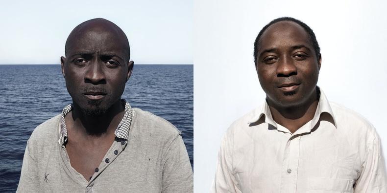 Бакар. Сенегал улсаас гаралтай (1983 онд төрсөн)