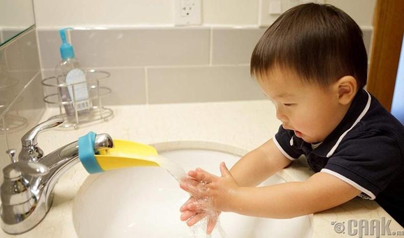 Гар угаахад туслах карант