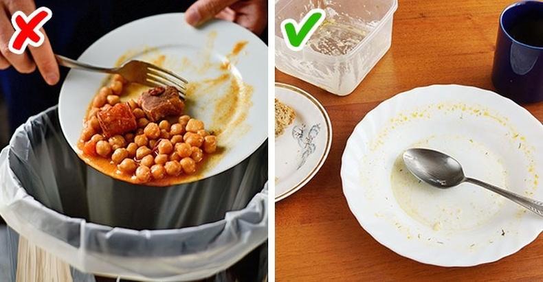 Хоол үлдээж болохгүй