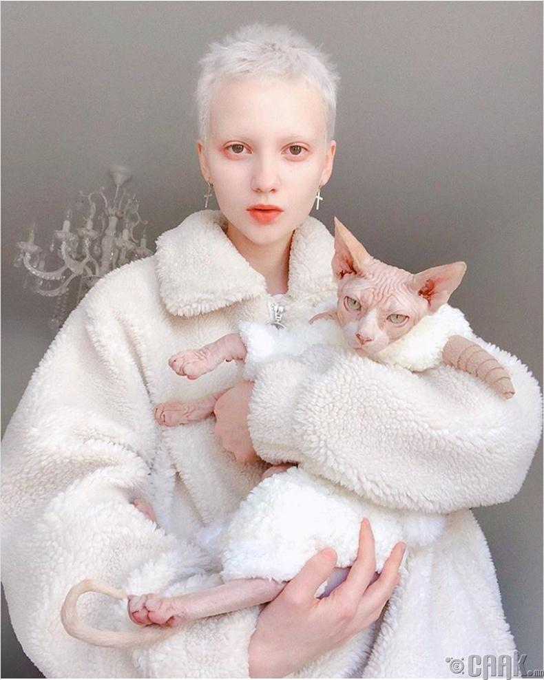 Катя Вествуд (Katya Westwood)