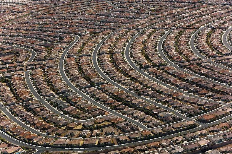 Хендерсон орон сууцны хороолол - Лас Вегас