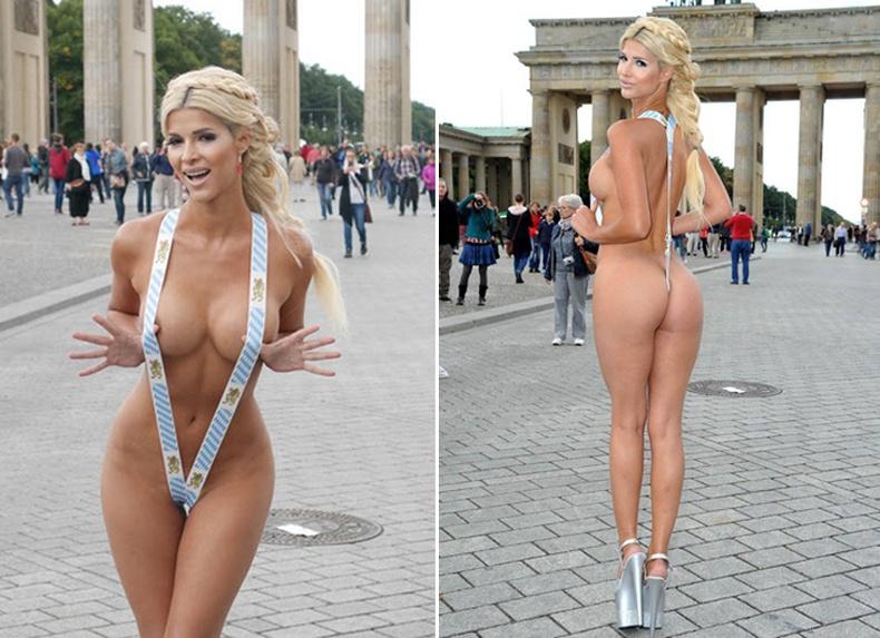 Германы моделийн ээлжит сенсаац