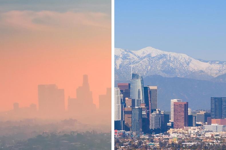Лос Анжелес, АНУ