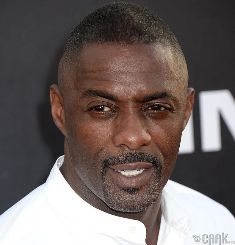 Жүжигчин Идрис Эльба (Idris Elba), Их Британи
