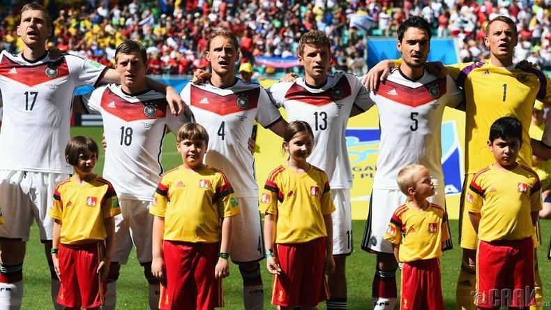 """Германы төрийн дуулал - """"Deutschlandlied"""""""