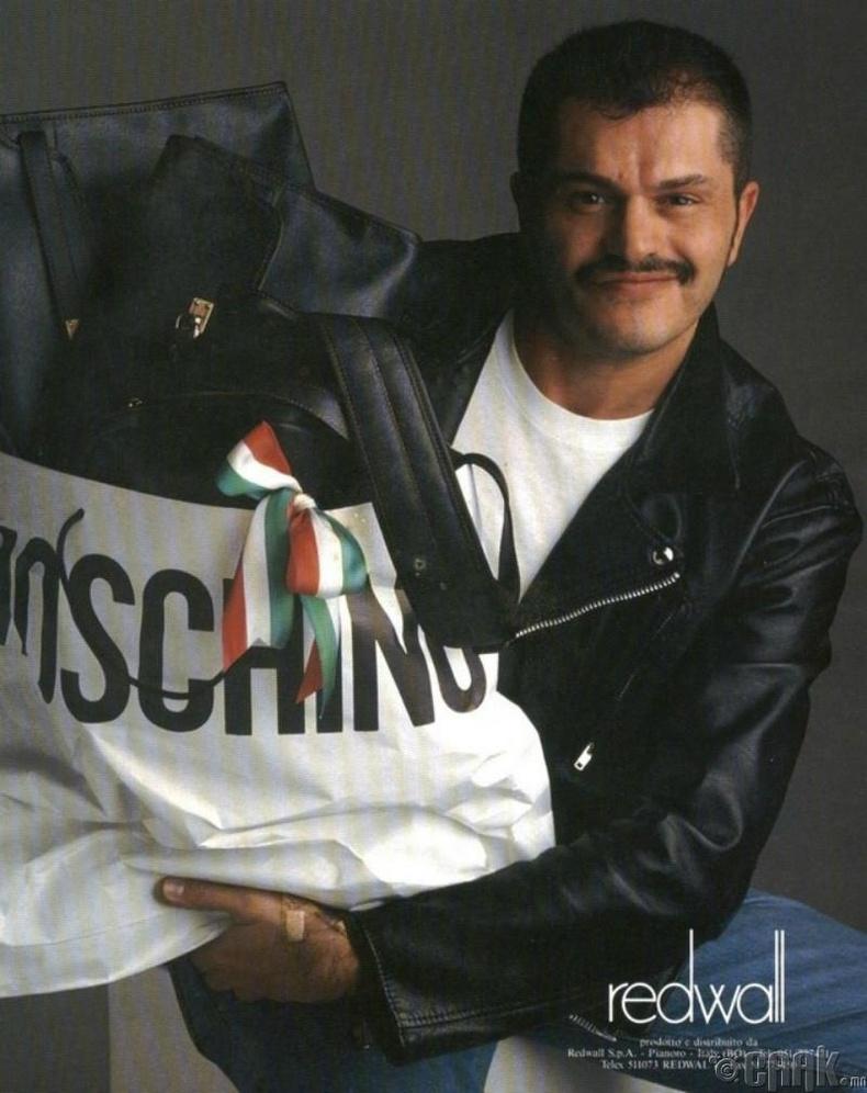 Франко Москино (Franco Moschino)