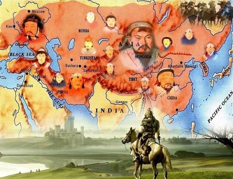 Америкчууд Монголын эзэнт гүрнийтухай 10 баримтыг онцолжээ