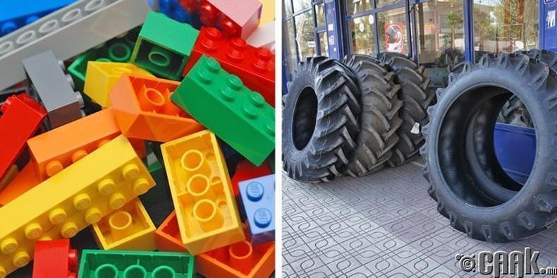 """""""Лего"""" групп жилд 300 сая гаруйдугуй үйлдвэрлэдэг"""