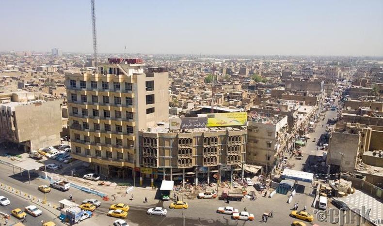Багдад-Ирак