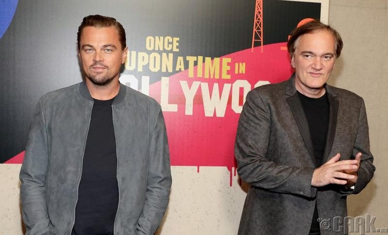 """""""Once Upon a Time in Hollywood"""" -  10 сая ам.доллар"""