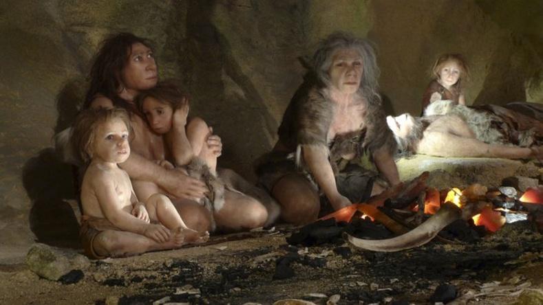 Неандертальчуудыг мөхөлд хүргэсэн 3 хүчин зүйл