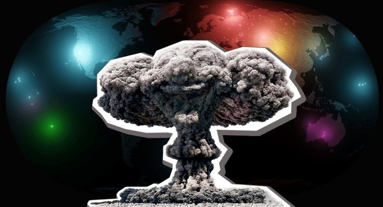 Хамгийн их цөмийн дэлбэрэлтүүд болж байсан 9 газар