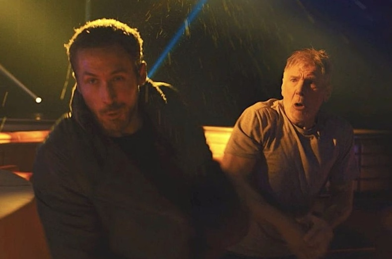 """""""Blade Runner 2049""""-ийн зураг авалтын хууралт"""