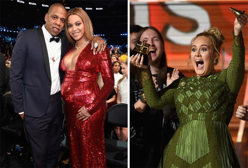 """""""Grammy Awards - 2017"""" сүр дуулиантай болж өнгөрлөө"""