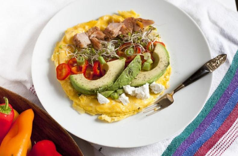 Эрүүл өглөөний хоол