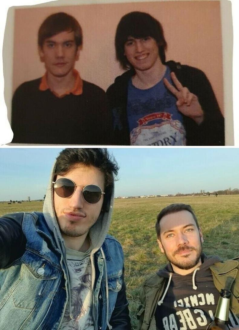 """""""Ах бид хоёр стилээ бага зэрэг өөрчилсөн."""""""
