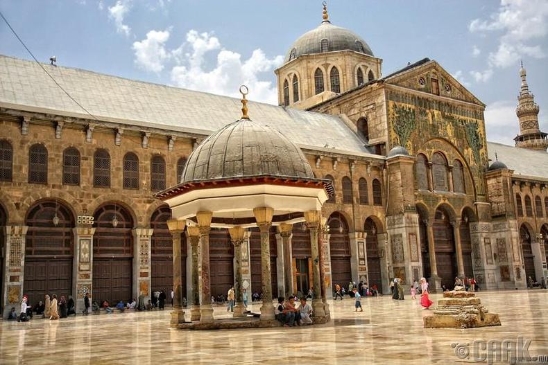 Дамаск (Сири) - МЭӨ 4300