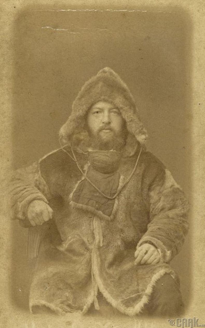Александр Александрович Бунге, Орос аялагч, арктик судлаач