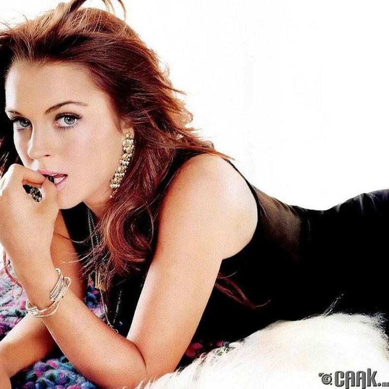 Линдси Лохан (Lindsay Lohan): Хуруугаа хазах