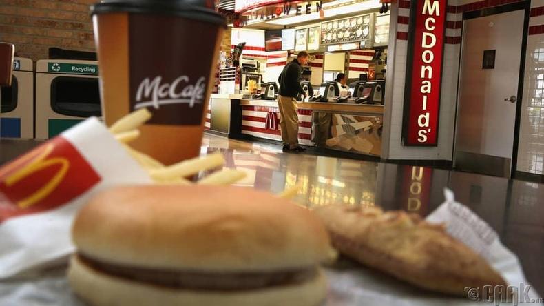 """McDonald's"" -  39.7 тэрбум доллар"