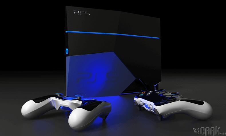 """PlayStation 5"""