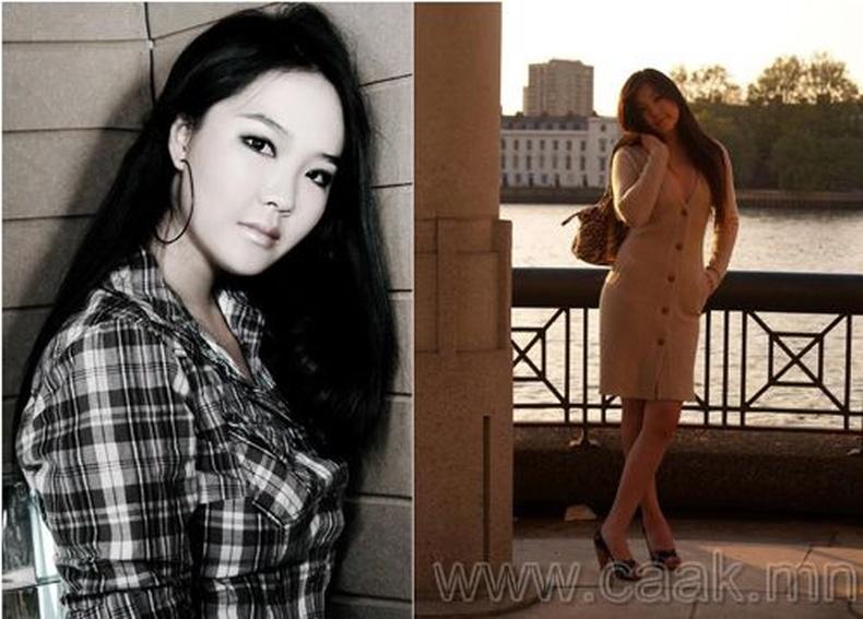 Монголын vзэсгэлэнт охид (77 Фото)