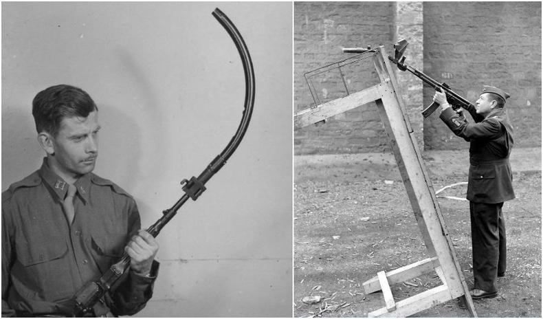 Дайны үед бүтээгдэж байсан хамгийн хачирхалтай 10 зэвсэг