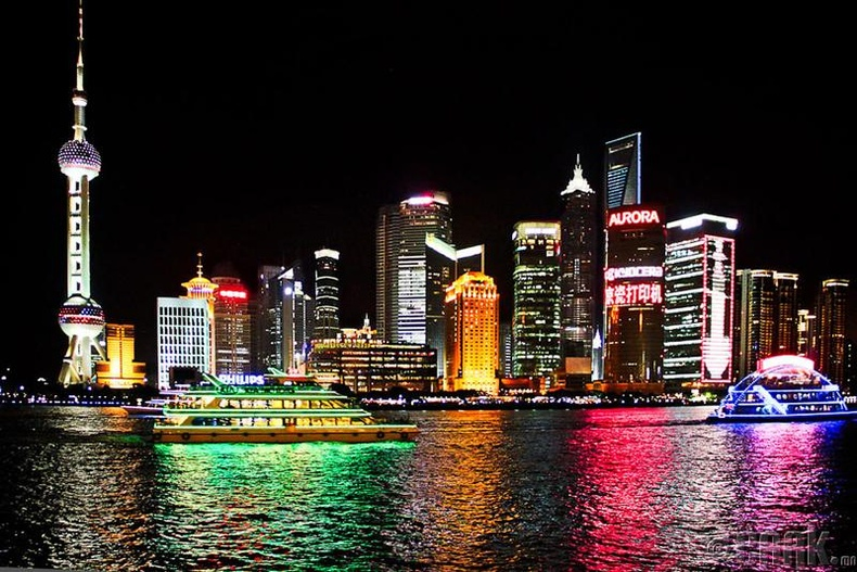 Хятад - Шанхай