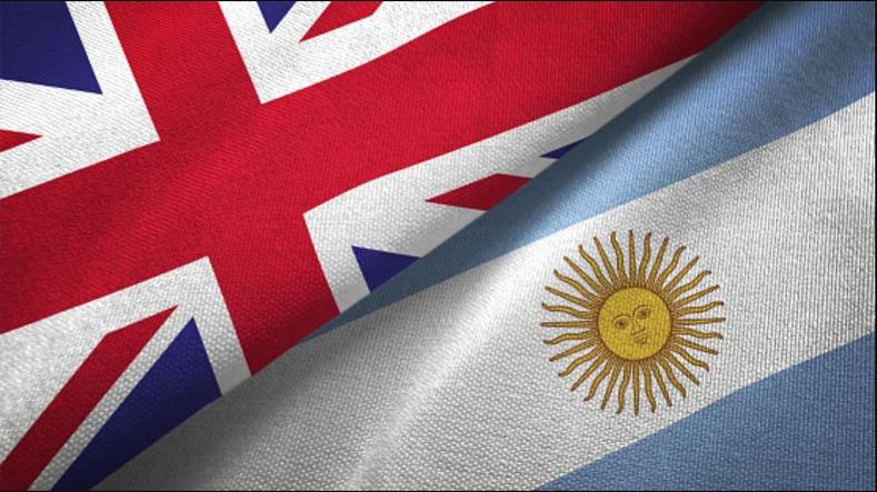 Их Британи - Аргентин