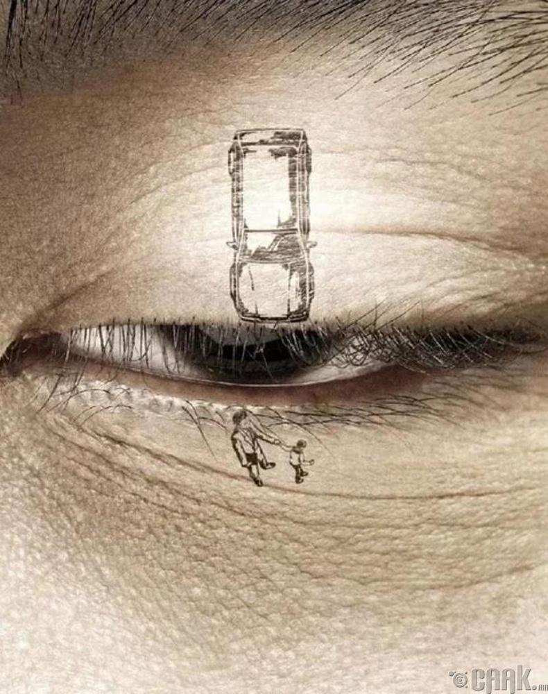 Нойр муутай юмуу ядарсан үед жолоо барих нь үхлийн аюултай