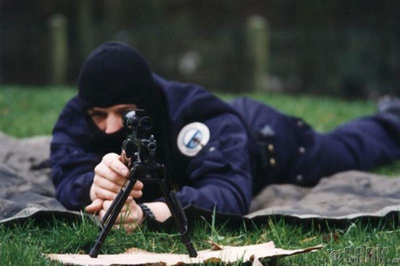 """""""The GIGN"""", Франц"""