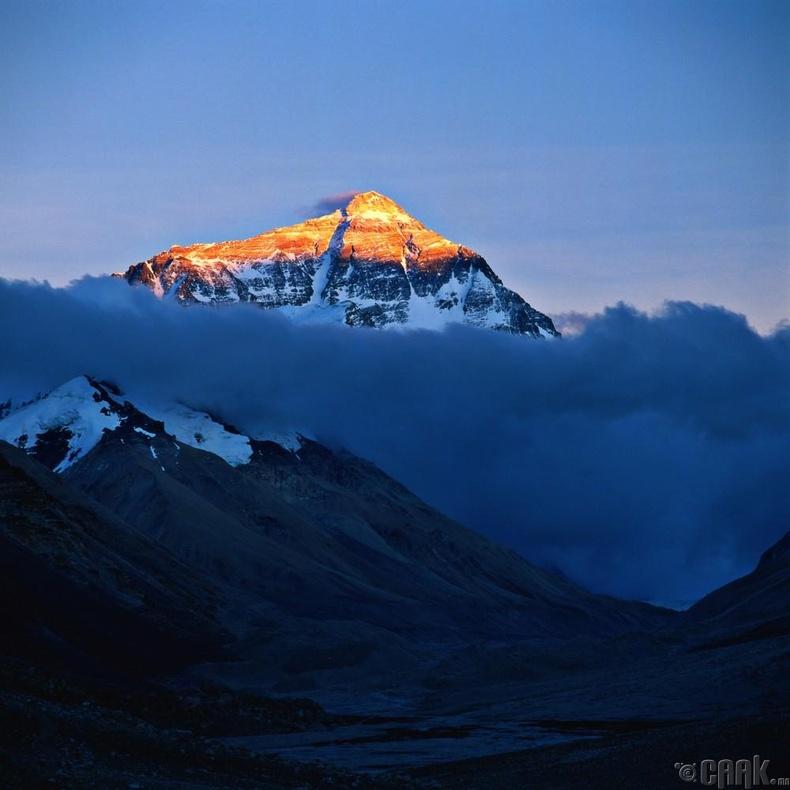 Эверест уул - Непал