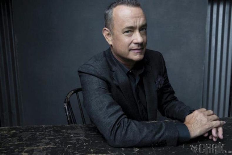 Том Хэнкс (Tom Hanks) - Супер баатрын дүр