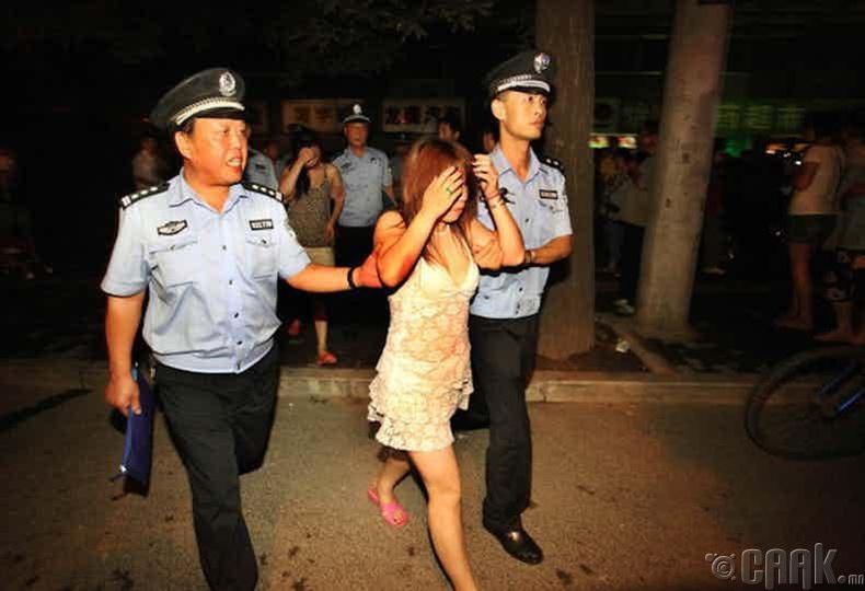 Зөвхөн эмэгтэйчүүд шийтгүүлнэ (Филиппин)