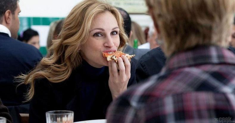 Пицца үр тариатай өглөөний цайнаас илүү эрүүл хүнс