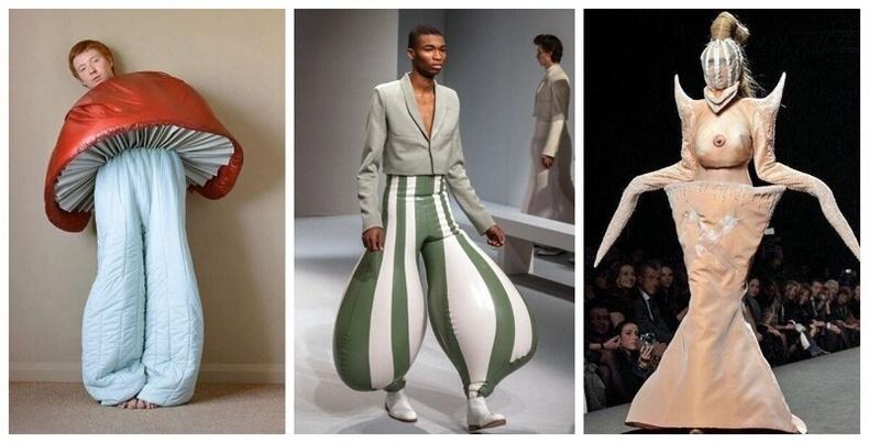 """""""Арай л хэтрүүлжээ"""" гэмээр этгээд загварын хувцасууд (30 фото)"""