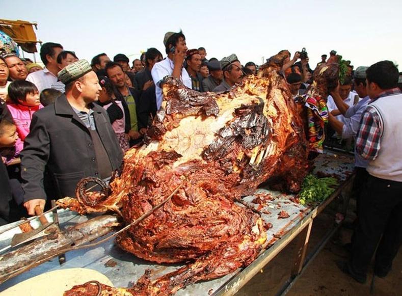 Тэмээний махаар хоол хийдэг улс орнууд