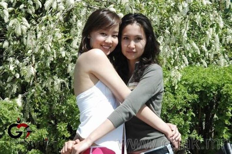 Монголын vзэсгэлэнт охид (96 Фото)