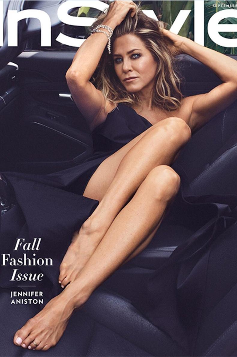 Женнифер Анистон (Jennifer Aniston) - 52 нас