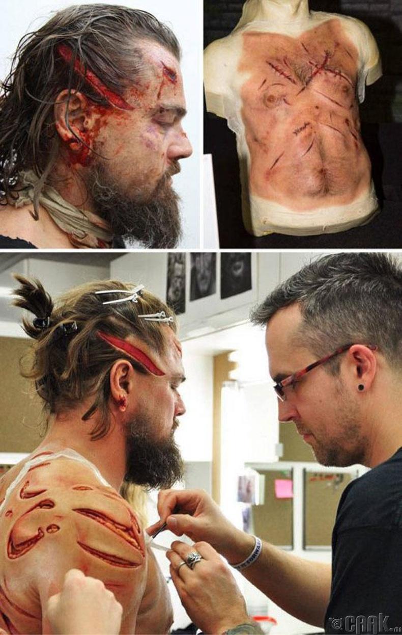 """Леонардо Ди Каприо, """"The Survivor"""""""