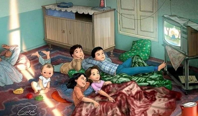 Интернет, ухаалаг утас байгаагүй үеийн хүүхэд нас