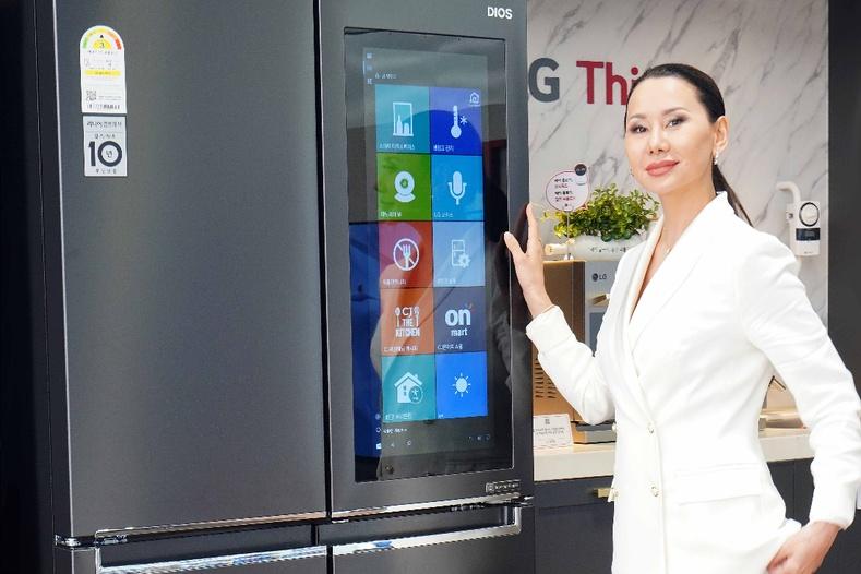 """""""LG Electronics"""" өөрийн хамгийн сүүлийн үеийн гэр ахуйн цахилгаан бараагаа Дундад Азийн орнуудын хэрэглэгчиддээ танилцууллаа"""
